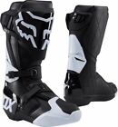 NEW 2018 FOX RACING 180 MX OFFROAD BOOTS  ALL SIZES - BLACK