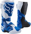 NEW 2018 FOX RACING 180 MX OFFROAD BOOTS  ALL SIZES - BLUE