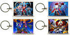 Transformers The Movie 1986 Keyring 50mm x 35mm