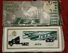 1995 NFL Team Collectibles By WRC New York Giants Jets Truck 1/64 Diecast Truck