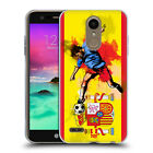 HEAD CASE DESIGNS FOOTBALL SPLASH SOFT GEL CASE FOR LG PHONES 1