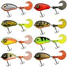 Fladen Maxximus Tail-Or Jn Lures - Multiple Variations