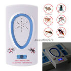 electronic fly repeller - 2017 Ultrasonic Electronic Mosquito Fly Mouse Ant Cockroach Pest Repeller Reject