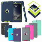 lot Heavy Duty Shockproof Hard Case Cover For Apple iPad 2/3/4/Mini1 2 3/Air