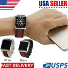 Replacement Strap Wrist Bracelet Band+Tools for Apple Watch iWatch 38mm/42mm New