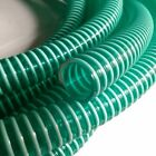 Green PVC Flexihose w/ Spiral to Prevent Kinking - 19mm &  25mm ID Sizes Avail
