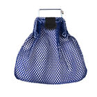 Внешний вид - Trident Galvanized Wire Handle Mesh Gear Game Bag D-Ring 4 color sizes available