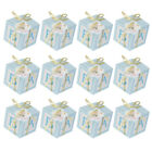 12 x Baby Shower Favours Candy Box Christening Gift Baptism Birthday Party Decor