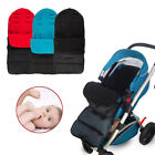 DELUXE BABY BUGGY PRAM UNIVERSAL FOOT MUFF COSY TOES STROLLER APRON LINER TOOL#W