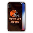 Cleveland Browns Case for Iphone X XS Max XR 11 Pro Cover Plus other models n01 $16.95 USD on eBay