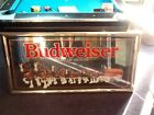 RARE, LARGE Budweiser Mirror with Clydesdale Horses