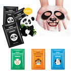 Unisex Facial Mask Sheet Moisturizing Oil-control Face Skin Care Animal Packing