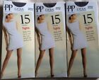 Pretty Polly 15 Denier Tights  6 Pair Various Colors Nearly Vintage Hosiery
