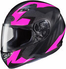 HJC Flat Black Pink MC-8F CS-R3 Treague Helmet 134-882