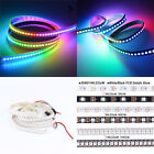 Ws2812b Ic 5050 Magic Rgb Led Strip 30/60/144led/m Individual Addressable 5v
