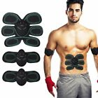 Six Pad EMS Training Gear Body Electrical Muscle Stimulation Gym Fit Shapers