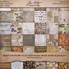 "Tim Holtz Idea-ology 8""x8"" Double-Sided Paper Pad"
