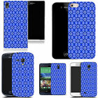 hard durable case cover for most mobile phones - design ref zx2066 flower