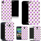 hard durable case cover for most mobile phones - purple shingle