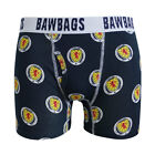 BAWBAGS NEW Scotland National Team Badge Boxer Shorts BNWT