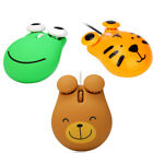 Kids Cartoon Wired Usb Optical Gaming Mouse Mice For Pc Laptop Computer Destop