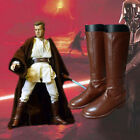 Star Wars Jedi Knight Cosplay Costume Shoes Women Men Boots 1Pair Christmas Gift $48.31 USD