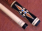 Players pool cue with Jacoby Hybrid Shaft. $6.66 USD