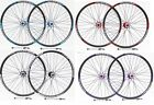 "26"" MTB BIKE WHEELSET, 7/8/9/10 SPEED CASS TYPE, V SECTION DOUBLE WALL RIMS,"