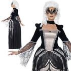 Ladies Black Widow Baroness dressing up costume adult fancy outfit Halloween