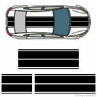 Dodge Dart Dual Rally Racing Stripes 3M Vinyl Double Stripe Decals $64.99 USD on eBay