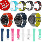 Replacement Silicone Band Strap Bracelet For Samsung Gear S3 Frontier Watch Xi