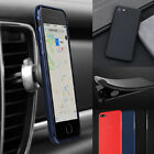 Ultra Thin Magnetic Shockproof Hybrid TPU Case Cover Protector F iPhone 8 7 Plus