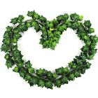 LOT 10-100 Fake Foliage Leaves Decoration Artificial Greenery Ivy Vine Hanging