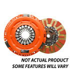 Centerforce Clutch Pressure Plate and Disc Set DF030058; Dual Friction Cast Iron