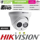 HIKVISION 6mm 5 MEGAPIXEL 2MP 1080P P2P EXIR TURRET IP DOME SECURITY CAMERA CCTV