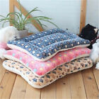 1PC Small Pet Dog Cat Puppy Bed Mat Pad Kennel Cushion House Warm Soft