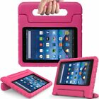 kindle fire 7 inch cover - Kids Shockproof Case Stand Cover for Amazon Fire 7 inch Tablet - 2015 5th Gen