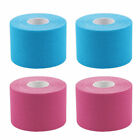 4 Rolls Kinesiology Tape Sports Elastic Physio Muscle Strain Injury Support 5cm
