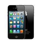 "Unlocked Original Apple iPhone 4S Used Phone 3.5""IPS 8MP Smartphone 512 MB RAM"