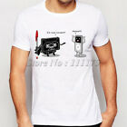 Mens Design Vintage T-Shirt | Adults Unisex Fun Tee Shirt | Plus Size S-3XL Cool
