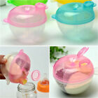 Infant Baby Milk Powder Formula Dispenser Food Container Pot Storage Feeding Box