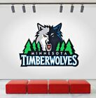 Minnesota Timberwolves Logo Wall Decal Sports Sticker Decor Vinyl NBA CG056 on eBay