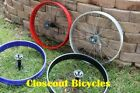 "Silver Black Red Blue Fat Tire Cruiser Bicycle Coaster Rear Wheel 26""X4.0"" Rim"