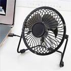 USB Fan Mini Portable Desktop Cooling Desk Quiet Fan Office Computer Laptop New
