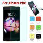 9H Tempered Glass Screen Protector Protective Film For Alcatel Series Phone QX6
