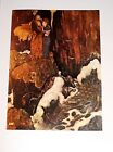 Vtg Print Illustration Shakespeare The Tempest Edmond Dulac ** SEE VARIETY