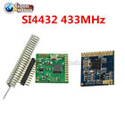 SI4432 433MHz 1000M Wireless Module Transceiver Communication Module Antenna