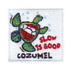SCUBA COZUMEL EMBROIDERED PATCH