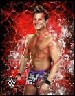 CHRIS JERICHO Wall Sticker Removable Vinyl Quote Decal Bedroom Canvas WWE WWF