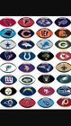 NFL TEAM HELMET STICKER,PICK YOUR FAVORITE FOOTBALL TEAM, 32 TEAMS SUPER BOWL $0.99 USD on eBay